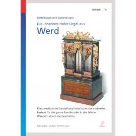 Orga din Vărd construită de Johannes Hahn