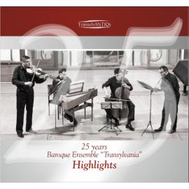 "Baroque Ensemble ""Transylvania"" 25 ani"